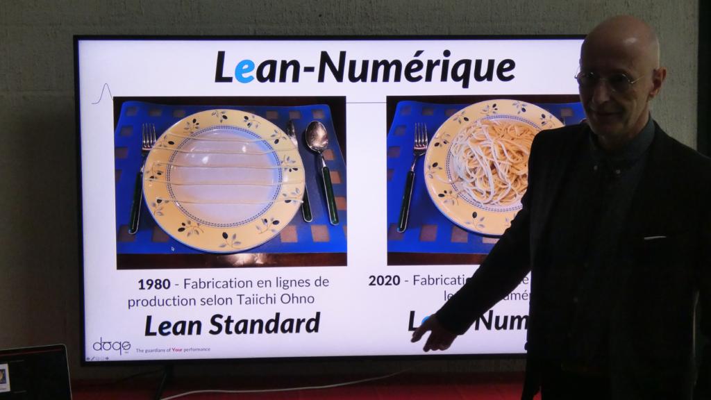 Le Lean-Numérique sur des plateformes de compétences